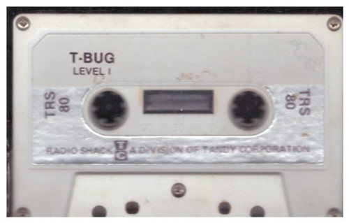 T-Bug for Tandy TRS-80 from Tandy Corporation
