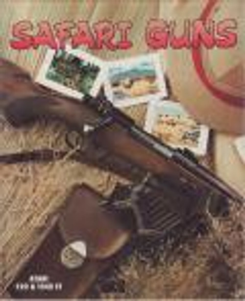Safari Guns for Atari ST by New Deal Productions/Infogrames on Disk