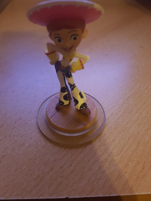 Jessie Figure for Disney Infinity