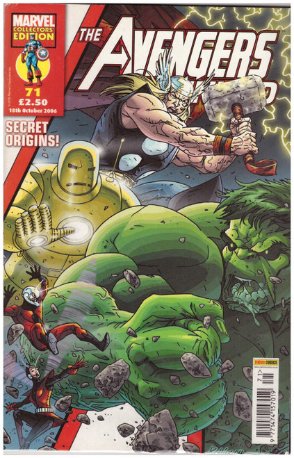 The Avengers United #71 from Marvel/Panini Comics UK