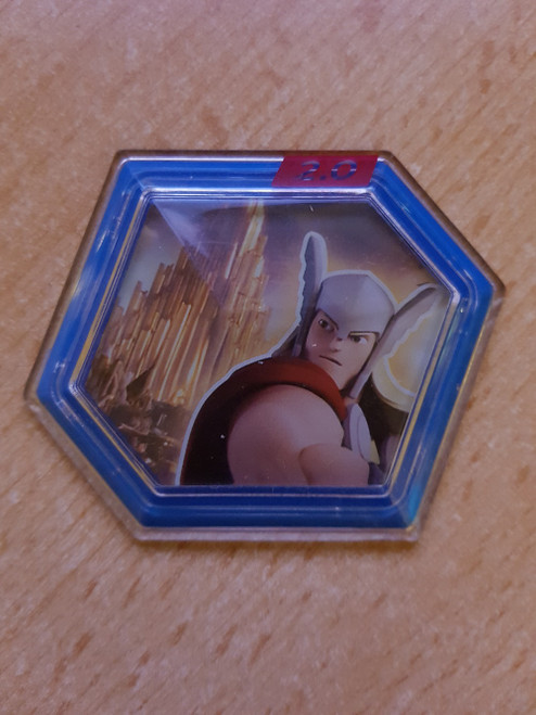 Thor Power Disc for Disney Infinity