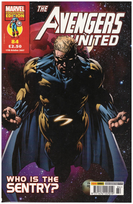 The Avengers United #84 from Marvel/Panini Comics UK