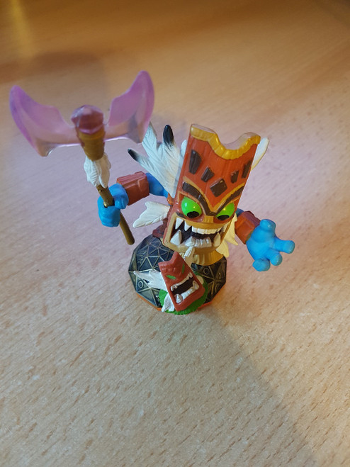 Double Trouble Series 2 Skylander Figure from Activision (W3129)