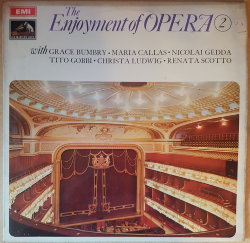The Enjoyment Of Opera II from His Master's Voice (SEOM 3)