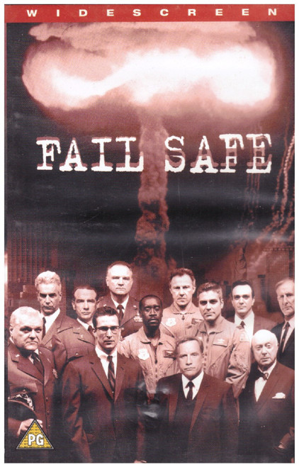 Fail Safe VHS from Warner Home Video (V018653)
