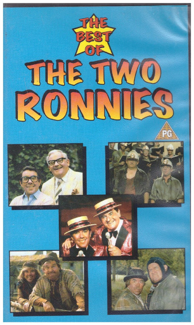 The Best Of The Two Ronnies VHS from Paradox (THE 20000)