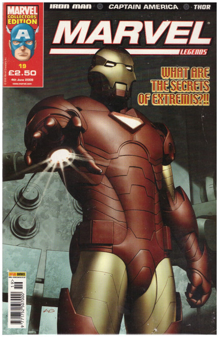 Marvel Legends #19 from Marvel/Panini Comics UK