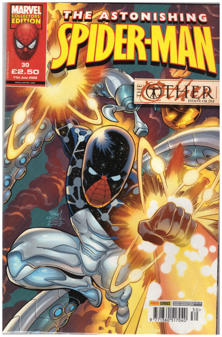The Astonishing Spider-Man #30 from Marvel/Panini Comics UK