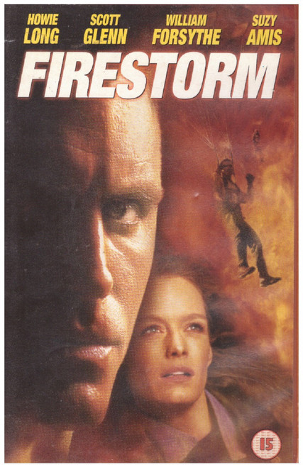 Firestorm VHS from 20th Century Fox Home Entertainment (2773)