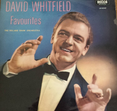 David Whitfield Favourites from Decca