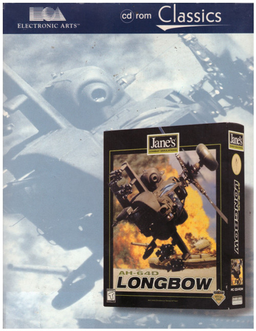 AH-64D Longbow for PC from Electronic Arts