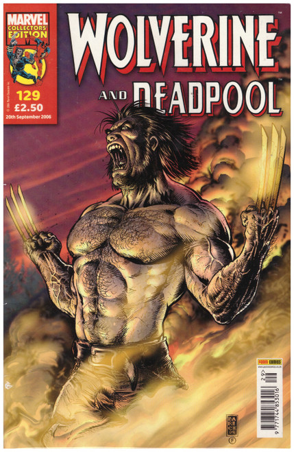 Wolverine And Deadpool #129 from Marvel/Panini Comics UK