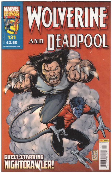 Wolverine And Deadpool #131 from Marvel/Panini Comics UK