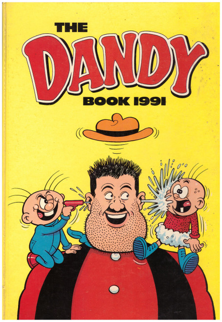 The Dandy Book 1991 from D.C. Thompson & Co
