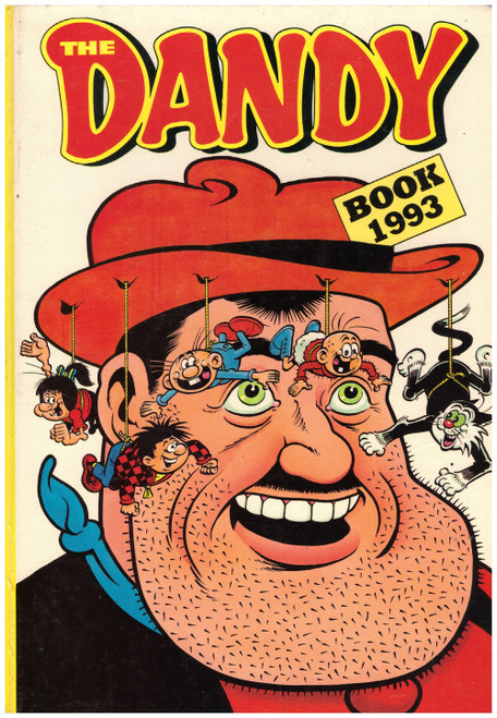 The Dandy Book 1993 from D.C. Thompson & Co