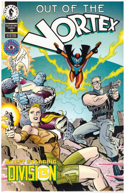 Out Of The Vortex #10 Jul 94 from Dark Horse Comics