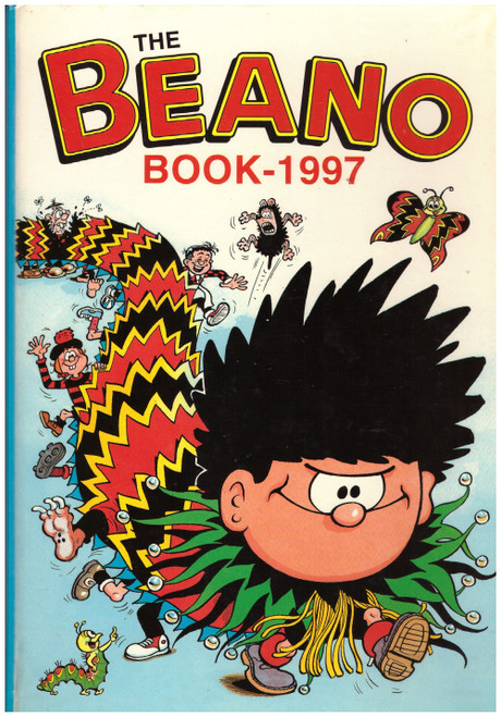 The Beano Book 1997 from D.C. Thomson & Co