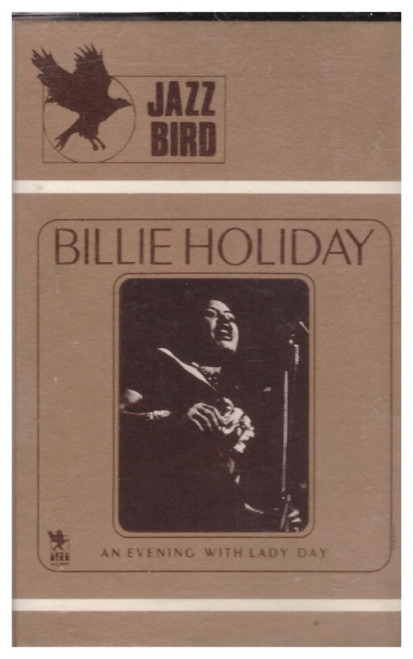 An Evening With Lady Day by Billie Holiday on Cassette (ZC JAZ 2003)