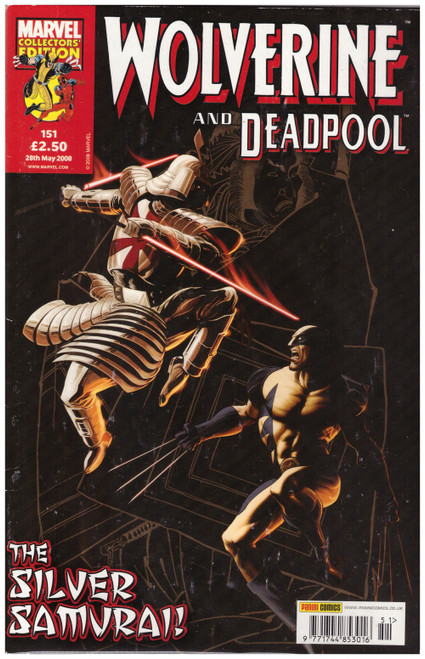 Wolverine And Deadpool #151 from Marvel/Panini Comics UK