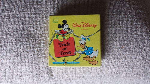 Trick Or Treat by Walt Disney Home Movies on 8mm