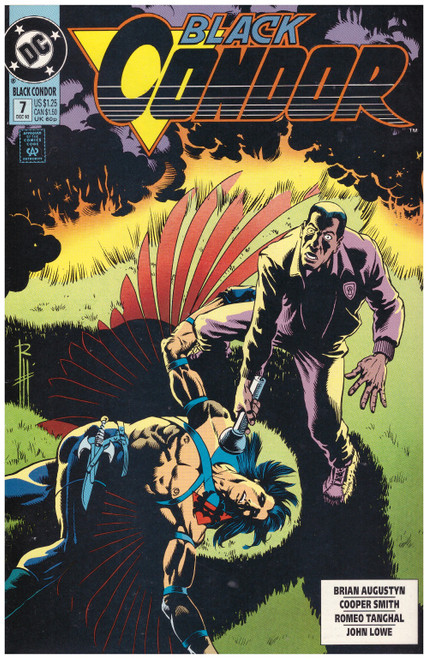 Black Condor #7 Dec 92 from DC Comics