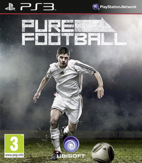 Pure Football PAL for Sony Playstation 3/PS3 from Ubisoft (BLES 00725)
