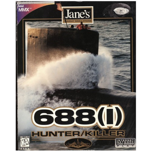 688(I) Hunter/Killer for PC from Jane's Combat Simulations/Electronic Arts
