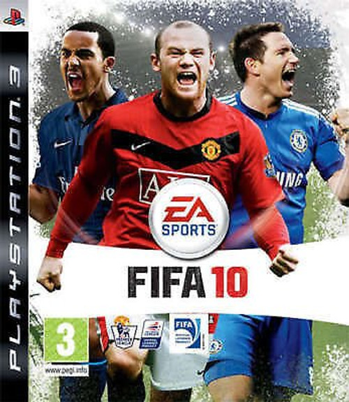 FIFA 10 for Sony Playstation 3 from EA Sports (BLES 00615)