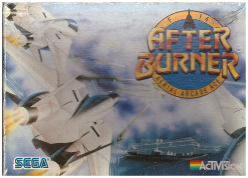 Afterburner for ZX Spectrum from Activision