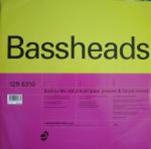"12"" 45RPM Back To The Old School by Bassheads from Deconstruction/EMI"