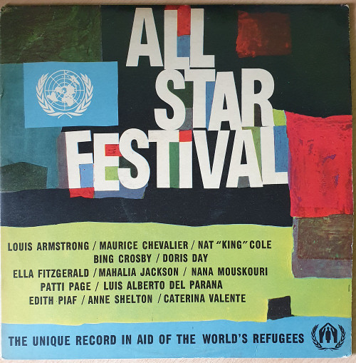 All Star Festival from United Nations (99500 DL)