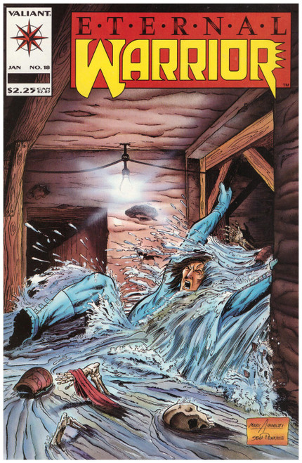 Eternal Warrior #18 Jan 94 from Valiant Comics