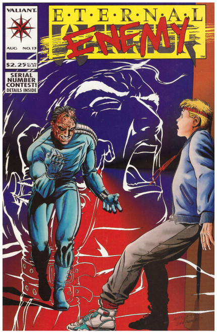 Eternal Warrior #13 Aug 93 from Valiant Comics