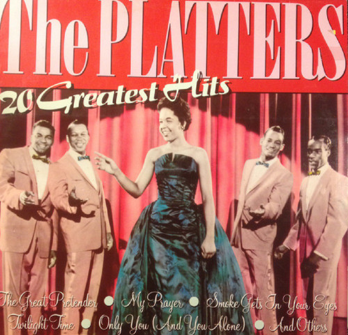 20 Greatest Hits by The Platters from Black Tulip (2636751)