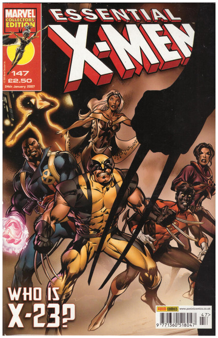 Essential X-Men #147 Jan 07 from Marvel/Panini Comics UK