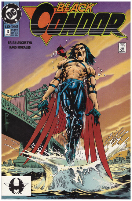 Black Condor #3 Aug 92 from DC Comics