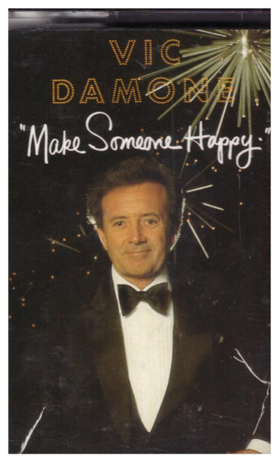Make Someone Happy by Vic Damone from RCA on Cassette (INTK 5125)
