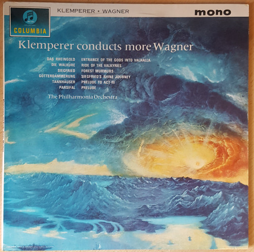 Klemperer Conducts More Wagner from Columbia (33CX 1820)