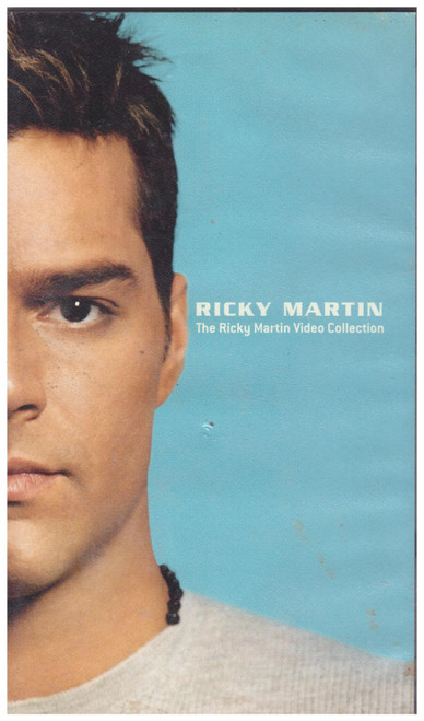 The Ricky Martin Video Collection VHS from SMV Enterprises (50205 2)