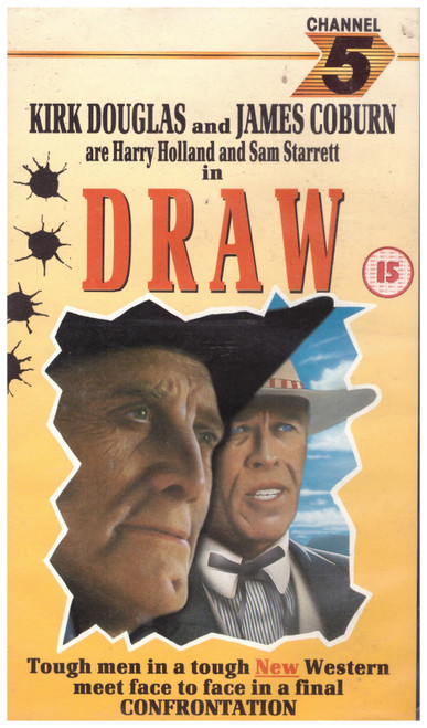Draw VHS from Channel 5 (CFV 06092)