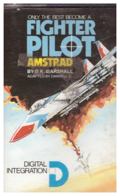 Fighter Pilot for Amstrad CPC from Digital Integration