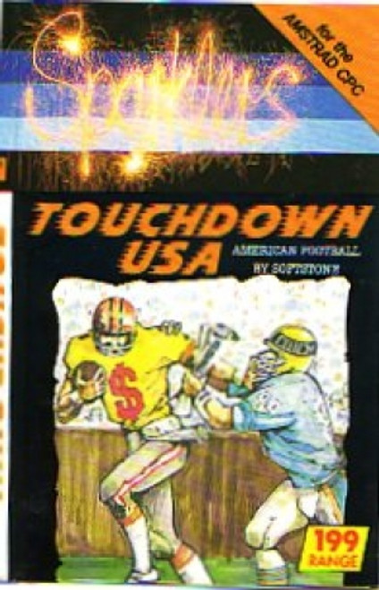 Touchdown USA for Amstrad CPC by Sparklers on Tape