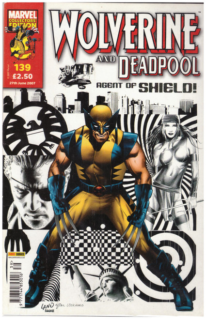Wolverine And Deadpool #139 Jun 07 from Marvel/Panini Comics UK