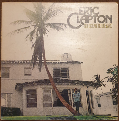 461 Ocean Boulevard by Eric Clapton from RSO (2479 118)