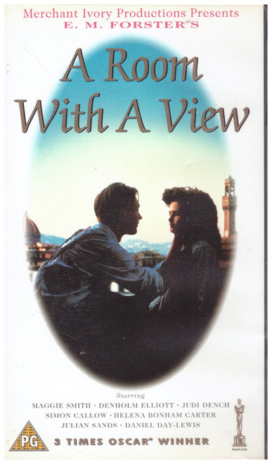A Room With A View VHS from 4 Front Video (045 518 3)