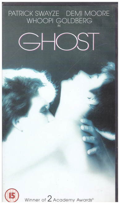 Ghost VHS from Paramount (VHR 4854)