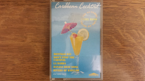 Caribbean Cocktail by The Sunshine Sound Of The Steel Band from Emporio on Cassette