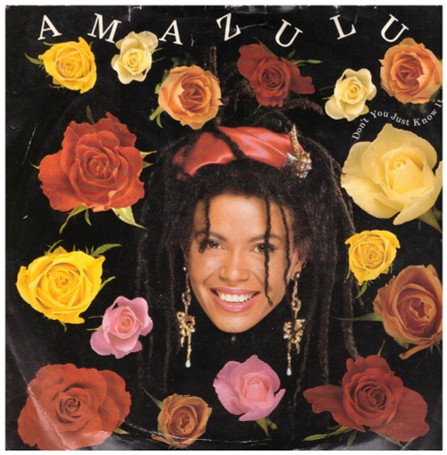 Don't You Just Know It by Amazulu from Island Records (IS 233)