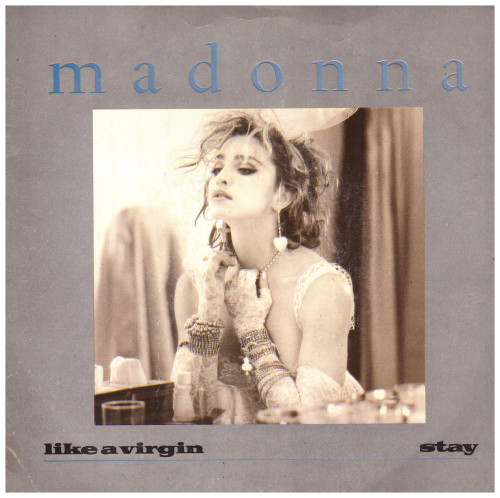 Like A Virgin by Madonna from Sire (W9210)