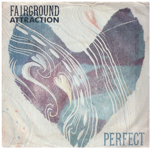 Perfect by Fairground Attraction from RCA (PB 41845)